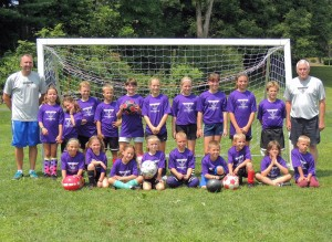 Group Picture from our 2014 Camp at Grenville Park in Ware