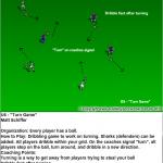 ASC U6 Turn Game