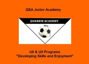 QSA Jr Academy