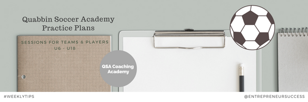 Quabbin Soccer AcademyPractice Plans